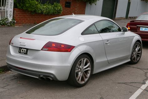 Audi Tts Coupe Modification by Audi Tt Technical Specifications And Fuel Economy