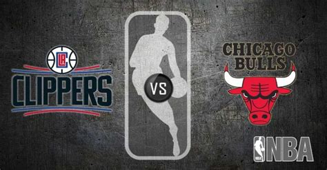 Los Angeles Clippers vs Chicago Bulls Live Stream- NBAbite