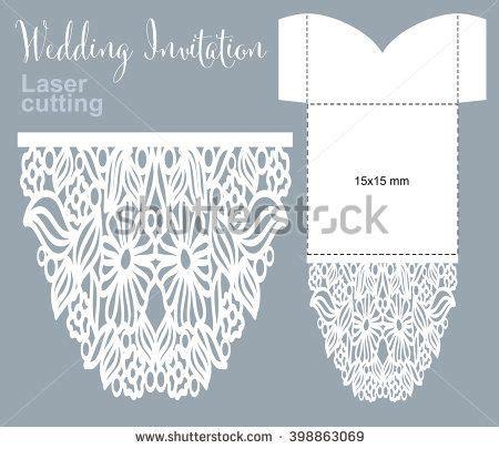 c6 envelope template ai vector die laser cut envelope template invitation