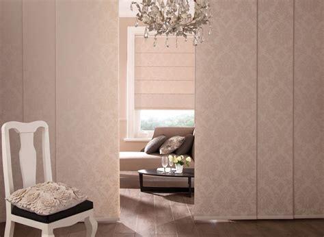 pitturazioni moderne per interni 50 esempi di tende a pannello moderne per interni