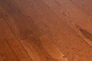 Hickory Stained Hardwood Floors