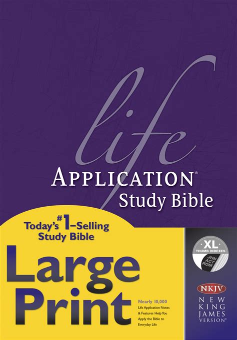 tyndale nkjv life application study bible