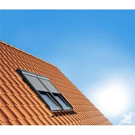 Volet Roulant Solaire Velux 114x118 Volet Roulant Solaire Velux Ssl Sk06 114x118 Cm Mba Bois Et Construction Durable