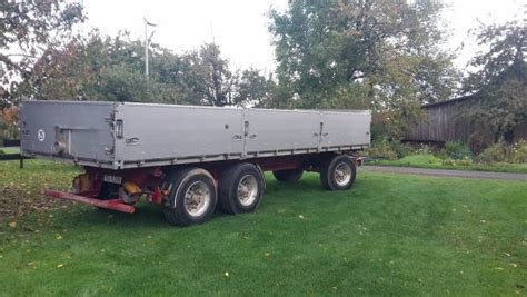 lkw anhänger kaufen lkw anh 228 nger traktor anh 228 nger 3 achser in neustetten traktoren landwirtschaftliche