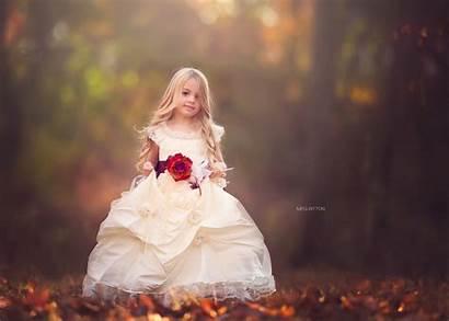 Sweet Princess Meg Rose Autumn Child Hair