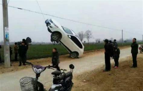 รวมภาพอุบัติเหตุของชาวจีน ที่คุณจะอึ้งว่ามันเกิดขึ้นได้ยังไง??