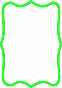 Green Border Clip Art at Clker.com - vector clip art ...