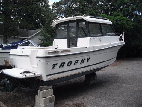 Trophy Boats For Sale Wa by 2001 Trophy 2359 Hardtop Wa Power Boat For Sale Www