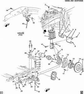 Cadillac F55 Suspension