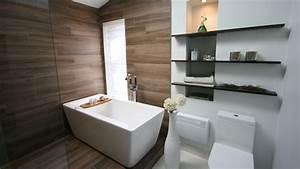Une salle de bain zen et actuelle style france arcand casa for Salle de bain design avec décoration d intérieur zen