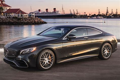 2018 Mercedes-benz S-class Coupe And Convertible/amg