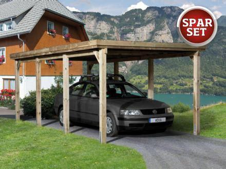 Weka Aktuelle Angebote Carport Mikka 2  Weka Holzbau Gmbh