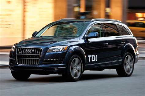 Audi Q7 Price by Used 2015 Audi Q7 Suv Pricing Features Edmunds