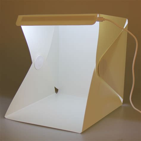 light mini in the box portable light room photo backdrop box with led light mini