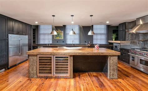 concrete kitchen cabinets designs 25 beautiful transitional kitchen designs pictures 5669