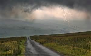 Rain and Lightning Backgrounds