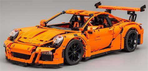 lego technic porsche 911 gt3 rs lego technic 42056 porsche 911 gt3 rs review lego sets guide