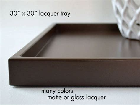 24x24 ottoman tray best 25 large ottoman tray ideas on large