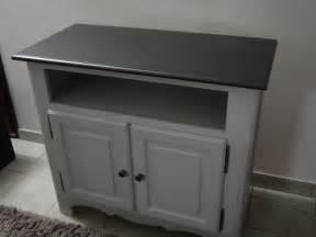 table basse et meuble t 233 l 233 relook 233 s peinture design touch