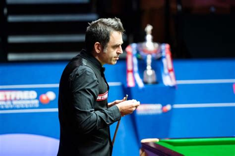 O'sullivan went into the final session of the. Ronnie O'Sullivan Wins Sixth World Championship Title ...
