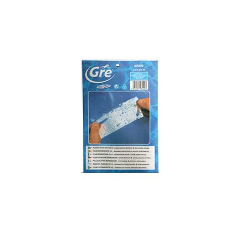 kit reparation liner piscine hors sol kit r 233 paration liner gre waterproof 5 patchs