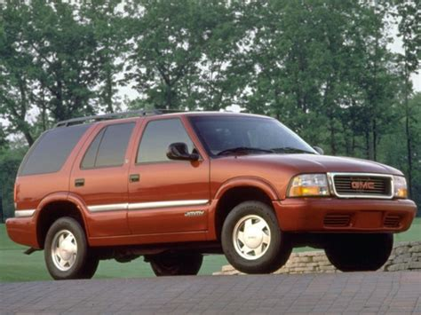 how cars run 2001 gmc jimmy on board diagnostic system 1999 gmc jimmy reviews specs and prices cars com