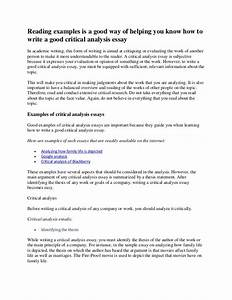 Website analysis essay water is life essay how to write website ...