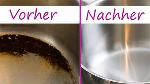 Backofen Reinigen Mit Natron : stark angebrannten topf richtig reinigen mit natron und sp lmittel youtube ~ Markanthonyermac.com Haus und Dekorationen