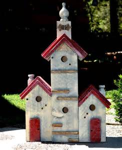 Handmade Decorative Bird House