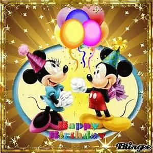 Happy Birthday Mickey Mouse : happy birthday mickey and minnie happy birthday pinterest happy egypt and birthdays ~ Buech-reservation.com Haus und Dekorationen