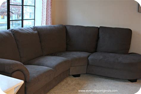 ikea tidafors sofa review and some new curtains too