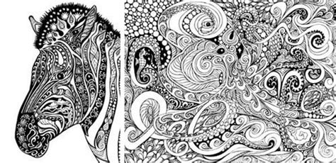 phil lewis coloring book zebra uncoloured coloring pages pinterest coloring trippy