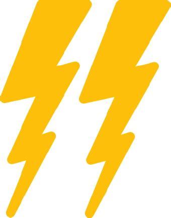 Lightning Bolt Clip Lightning Bolt Clip Black And White Images