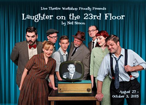 laughter on the 23rd floor script simon ba da bings arts feature tucson weekly