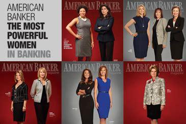 Top 25 Women In Banking
