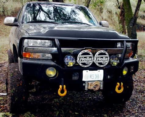 trail ready  winch front bumper  full guard