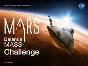 NASA Opens Challenge to Participate in Future Mars ...
