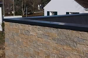Terrasse Avec Muret : muret de terrasse excellent muret dcoratif de jardin ~ Premium-room.com Idées de Décoration