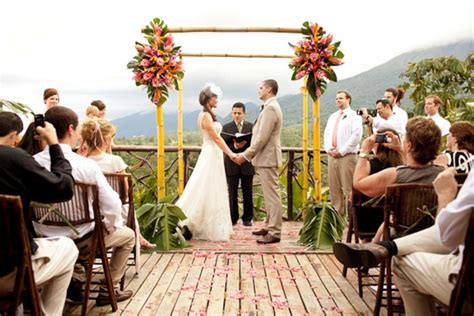 Costa Rica Destination Wedding At Mountain Paradise Hotel