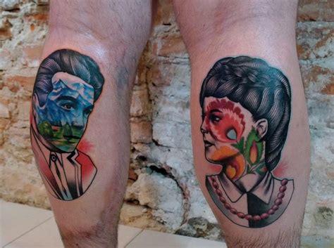 cool tattoos  mariusz trubisz koikoikoi