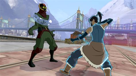 The Legend Of Korra Gamespot