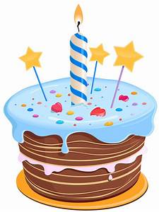 Birthday Cake Clipart No Background - ClipartXtras