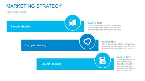 marketing strategy template powerpoint   templates