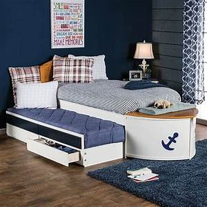 voyager boat twin bed with trundle las vegas furniture With boats home furniture outlet