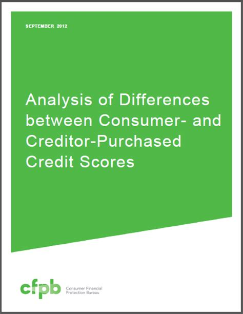 credit bureau protection cfpb credit report correlations across the results