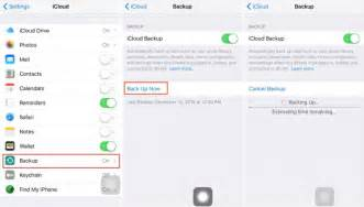 backup iphone notes how to transfer notes from iphone to iphone