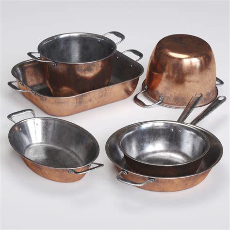 griddle copper cookwares set  model cgtrader