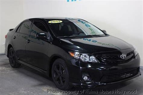 Check spelling or type a new query. 2012 Used Toyota Corolla S at Haims Motors Serving Fort ...