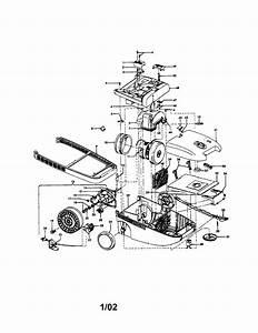Hoover Futura Vacuum Parts