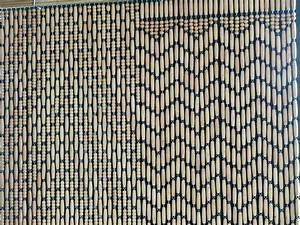 Rideaux De Porte Exterieur : les rideaux en perles de buis de montfavet provence mag provence mag ~ Dode.kayakingforconservation.com Idées de Décoration